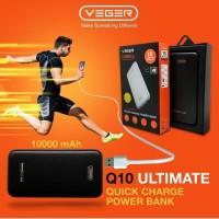 Power Bank VEGER ULTIMATE Q10 10000 mAh