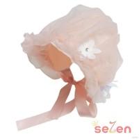 Topi Princess Warna Pink untuk Perempuan