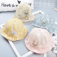Topi Princess Bahan Lace Breathable untuk Musim Panas / Outdoor