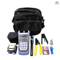 Fiber Optic FTTH Tool Kit with Stripping Pliers and Miller's Pliers