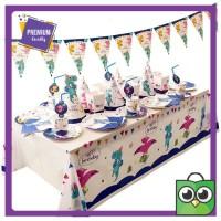 Children's Party Supplies Birthday Decorations Set Cart Upstart