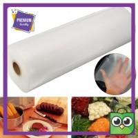 Big Size 28x1500cm Vacuum Sealing Roll Bag Storage Food Upstart