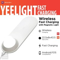 Yeelight Wireless Fast Charging With Magnetic Light