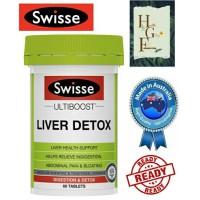 Swisse Liver Detox 60 tab