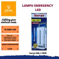 Lampu Emergency LED Surya SQL - L1830