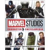 [Buku Import] Marvel Studios Character Encyclopedia