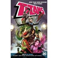 [Buku Import] Titans Vol. 5: The Spark