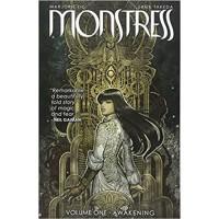 [Buku Import] Monstress Volume 1: Awakening