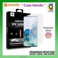 Tempered Glass Samsung Galaxy S20 Ultra / S20 Plus / S20 Mocolo UV - S20