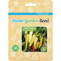 Benih Cabai Sweet Banana - Sweet Pepper - Home Garden Seed