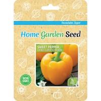 Benih Paprika Golden Cal Wonder - Sweet Pepper - Home Garden Seed