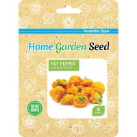 Benih Cabai Jamaican Yellow - Hot Pepper - Home Garden Seed