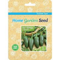 Benih Cabai Jalapeno M - Hot Pepper - Home Garden Seed