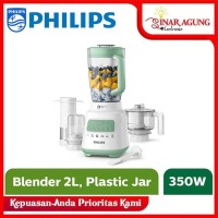 PHILIPS BLENDER 2 L HR2223 - HR 2223 GARANSI RESMI 100% ORI