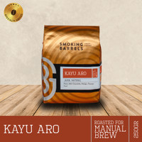 Kerinci Kayu Aro Natural - Biji Kopi Arabica Manual Brew