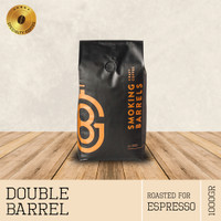 Double Barrel Blend 1000gr