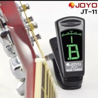 Joyo jt11/jt11 mchromatic mini clip On guitar tuner