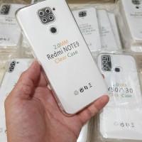Silikon Case Bahan Tebal Bening Casing Xiaomi Redmi Note 9