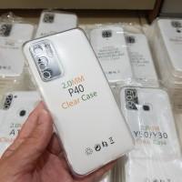 Silikon Case Bahan Tebal Bening Casing Huawei P40