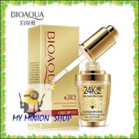 Serum Bioaqua 24K Gold Skin Care 30ml