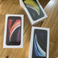 NEW Apple iPhone SE 2 2020 64GB Garansi International 1 Tahun
