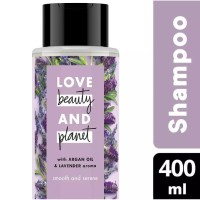 Love Beauty And Planet Shampo Argan Oil & Lavender 400Ml