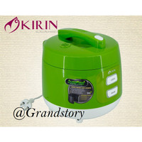 Magic Com/Rice Cooker Kirin 1.0 Liter KRC-089 murah