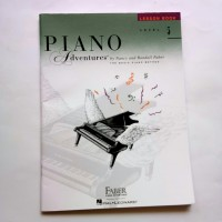 Piano Adventures Lesson book level 5 Buku piano import by Faber Music