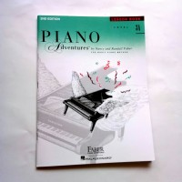 piano adventures Lesson book 3a by Nancy and Randall Faber