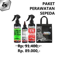 Paket Perawatan Sepeda