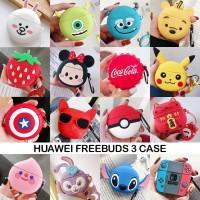 Huawei Freebuds 3 Silicone Case Bumper