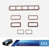 JSL Panel Kayu Interior New Suzuki Ertiga Wood Panel AC Full Set