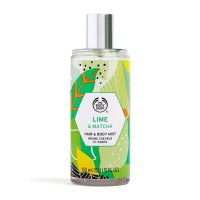 The Body Shop Perfect Matcha Hair & Body Mist 150ml