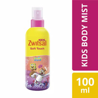 Zwitsal Kids Body Mist Pink Soft Touch 100ml