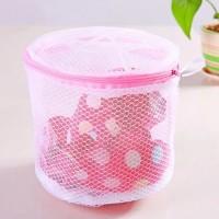 BRA LAUNDRY BAG (Keranjang cuci BH / underwear)
