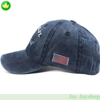 TOPI BASEBALL SHARK Outdoor ORIGINAL ,FL SPORT HAT FASHION TERLARIS!!