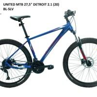 Sepeda MTB UNITED Detroit 2.1