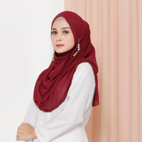 Hijab Ellysha ROMANSA LUXURY BARBIE SHAWL