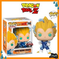 Dragon Ball Vegeta Super Saiyan 2 709 Funko Pop Anime saiya Exclusive