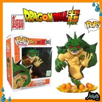 Dragon Ball Porunga ECCC 553 Funko Pop Anime Manga Exclusive