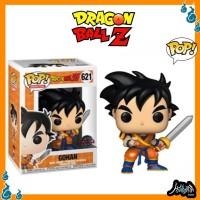 Dragon Ball Kid Gohan With Swrod 621 Funko Pop Anime saiya Exclusive