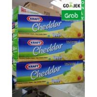 Keju Kraft Cheddar 2 KG GOSEND / GRAB only