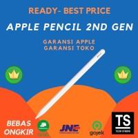 Apple Pencil 2nd Generation iPad Pro 2020 2018 Apple Pencil 2 Resmi