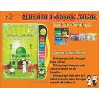 Mainan anak Muslim ebook e-book e book MUSlim 3 bahasa Murah