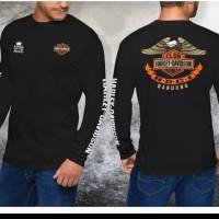 Tshirt Baju Kaos Lengan panjang HDCI Bandung - High Quality