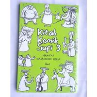 Kitab Komik Sufi 3