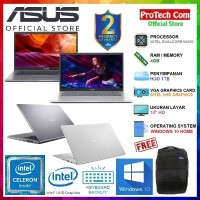"LAPTOP ASUS A409MA - INTEL DUALCORE N4020 4GB 1TB 14"" W10 BACKLIGHT"