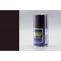 S 78 Metallic Black - Gundam Model Kit Cat Spraycan