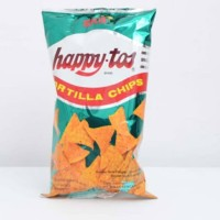 happytos chip hijau 160ml