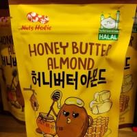READY STOCKS! Honey butter almond korea 180gr